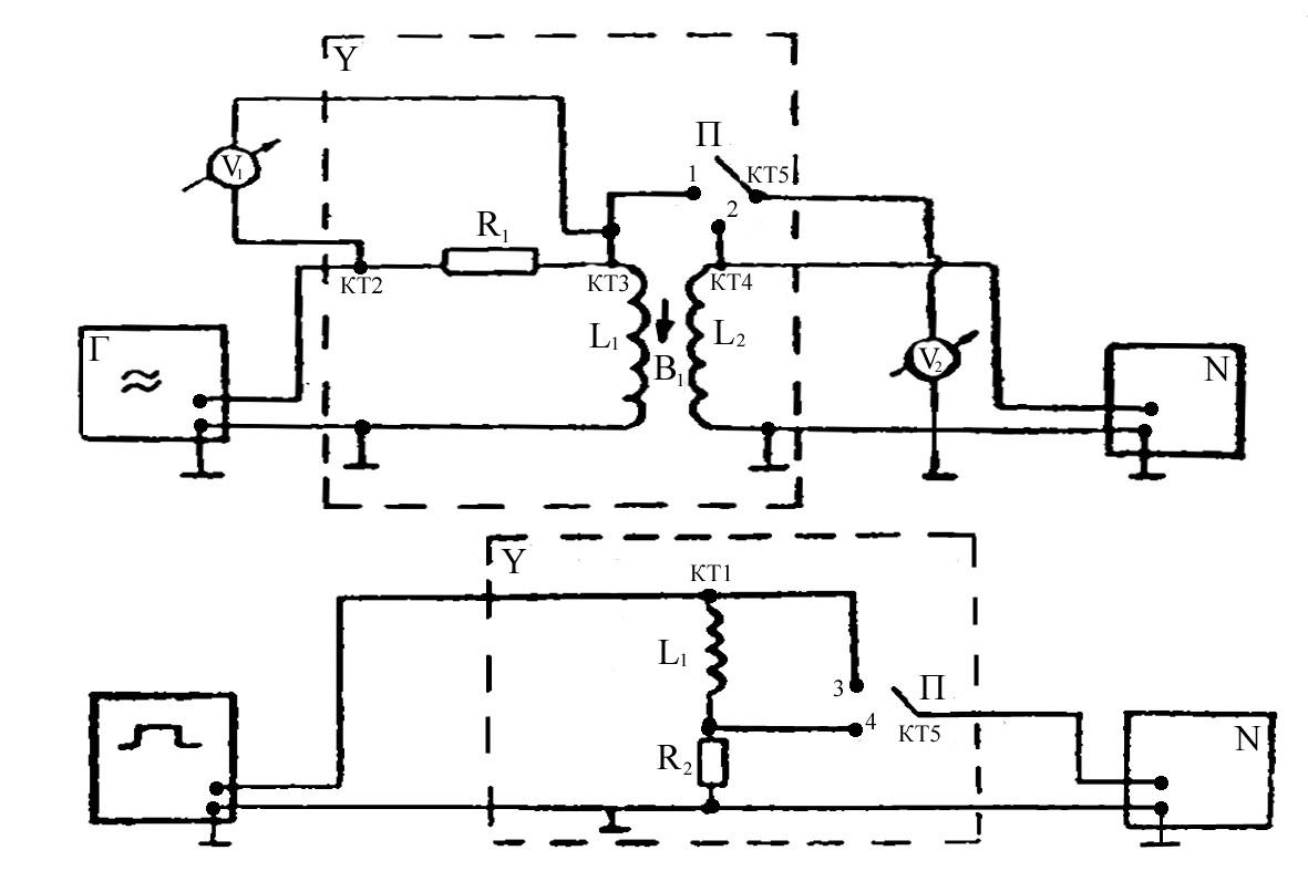 Экспериментальные исследования электромагнитной индукции