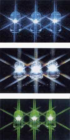 Свет из гетеропереходов