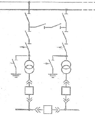Проектирование подстанции 110/6 кВ с решением задачи координации изоляции