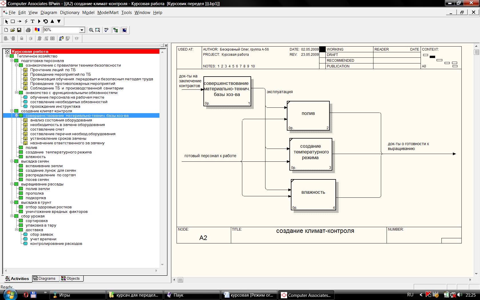 Idef0 Программа Для Построения