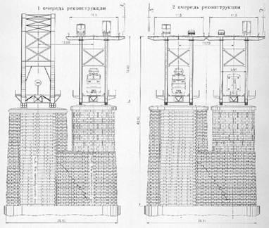 Описание: Схема нового моста