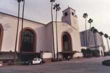 Union Station — городской железнодорожный вокзал (построен в 1939)