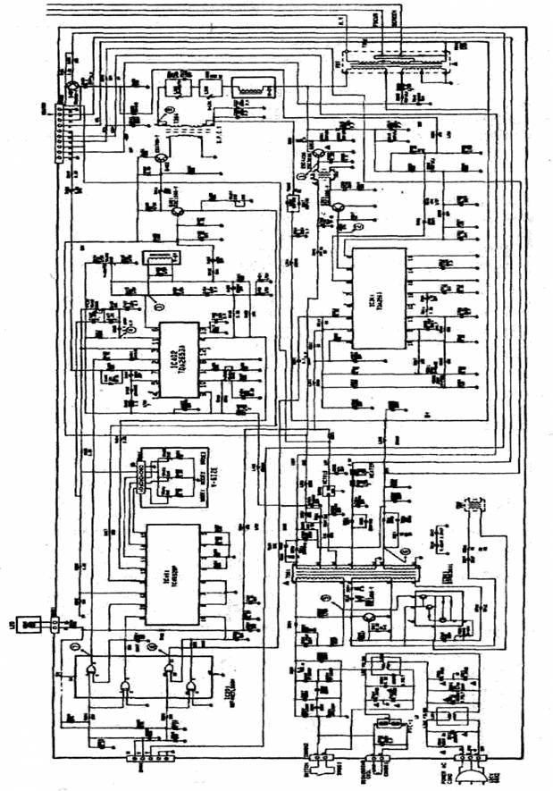 Схемы для монитора benq