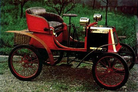 Renault Type D — первый автомобиль марки, который собирался, в том числе, и за границей.