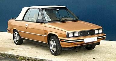 Производившийся в США Renault Alliance.