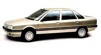 Renault 21 был предшественником модели Laguna.