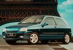 Одним из самых продаваемых французских автомобилей стал Renault Clio.
