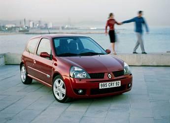 Renault Clio второго поколения продолжил успех своего предшественника.