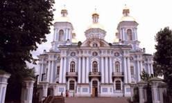 Чевакинский С.И. Никольский Морской собор