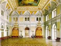 Стасов В.П. Малый Аванзал Зимнего дворца