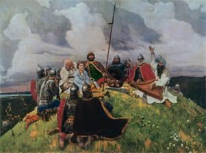 В.М. Васнецов.
