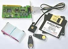 Электронный замок Соболь PCI