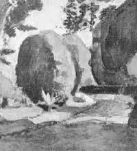 Анри Матисс. Люксембургский сад