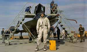 Bob Gilliland у SR-71A