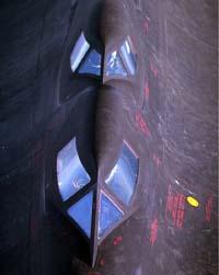 Кабина SR-71B
